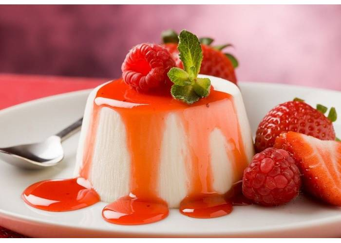 Десерт Пана-Кота