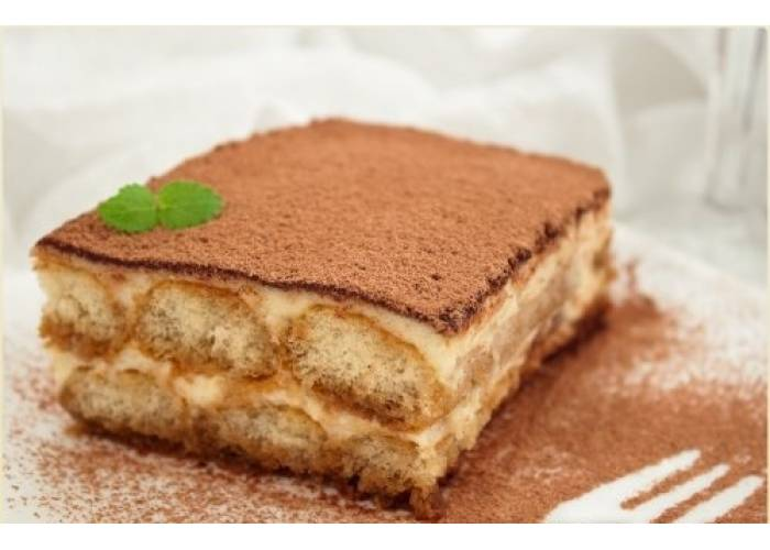 Десерт Тірамісу