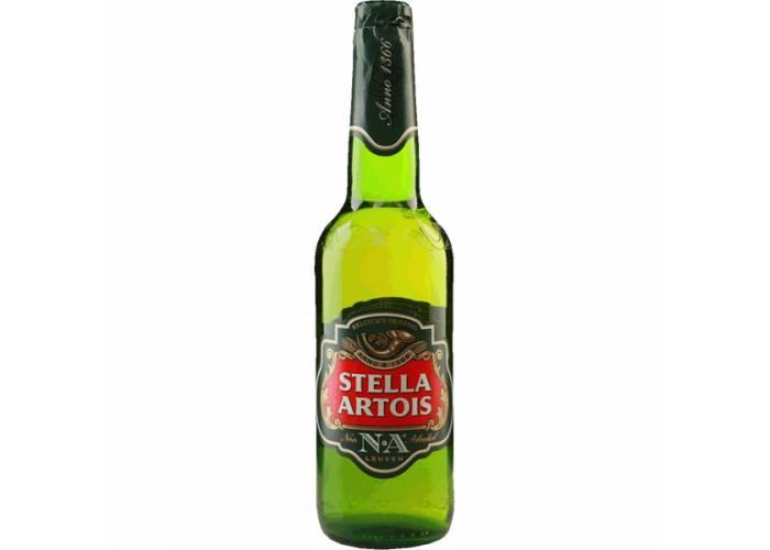 Пиво Stella Artois Безалкогольне 0.5л