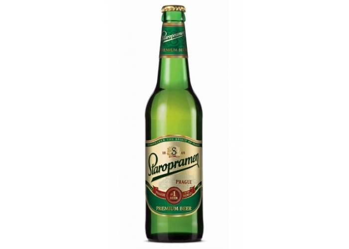 Пиво Staropramen 0.5л