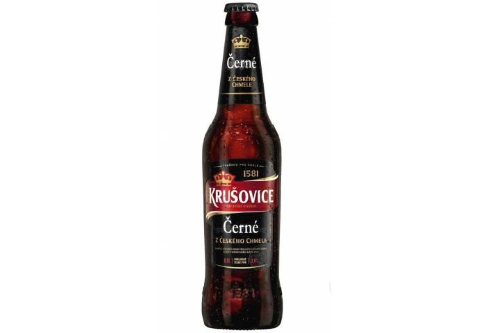 Пиво Темне Krusovice 0.5л