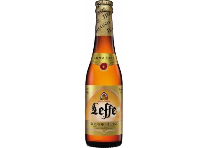 Пиво Leffe Blond 0.33 л