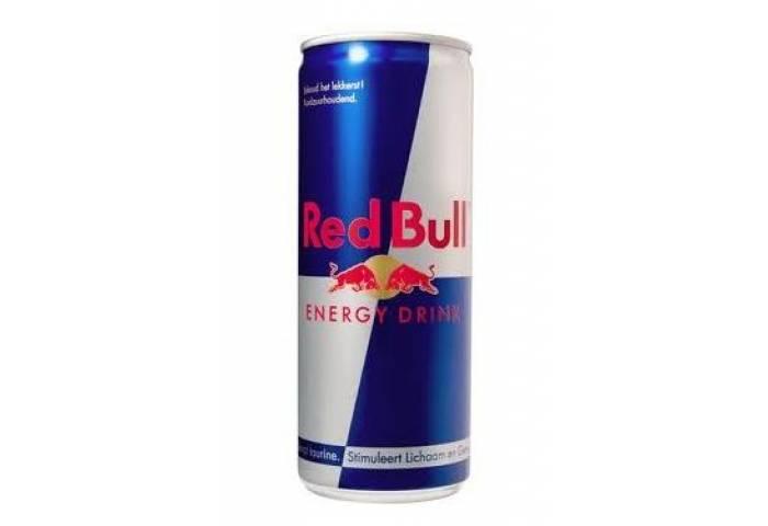 Red Bull 0.25л
