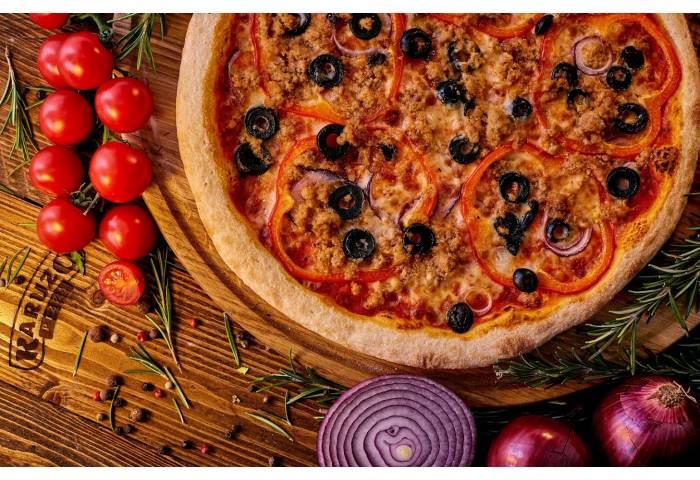 Піца Атун
