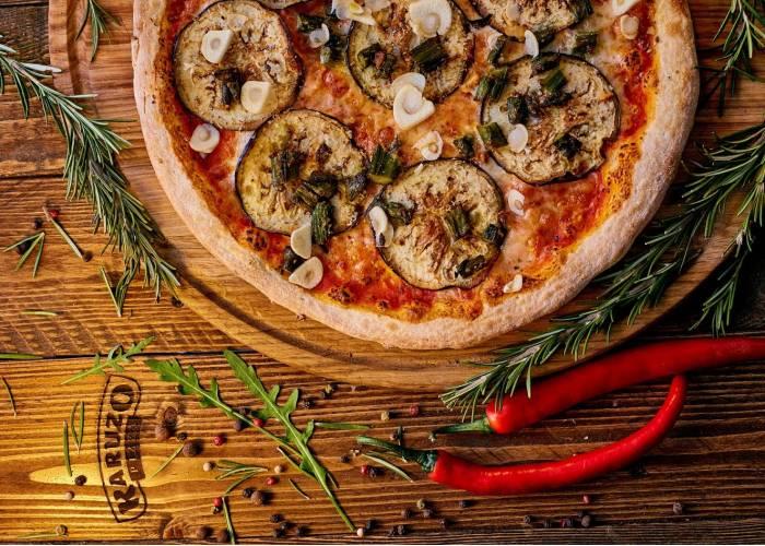 Піца Еспарага
