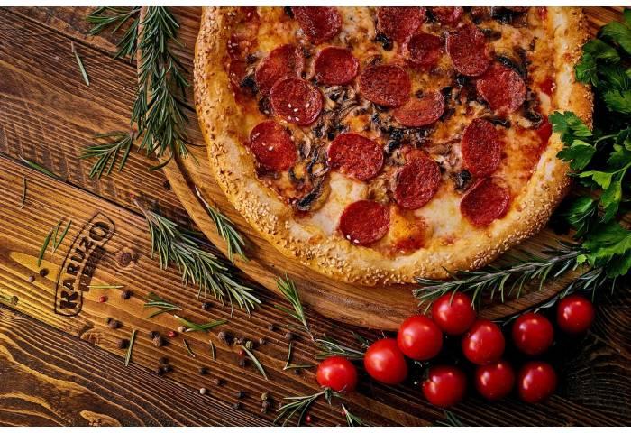 Піца Гурман (сирний бортик)