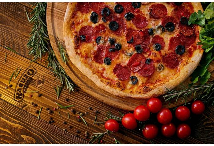 Піца Мексиканська (дуже гостра)