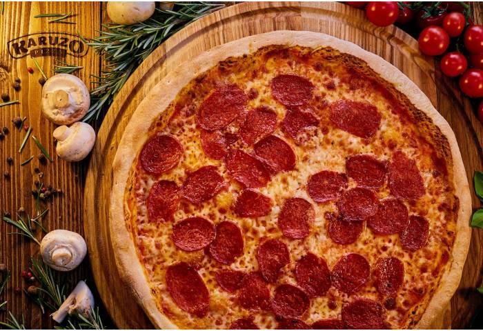 Піца Пепероні (гостра)