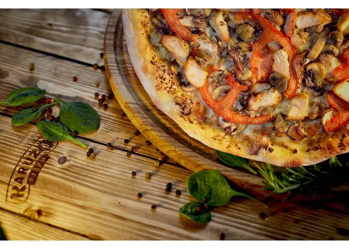 Піца Песто