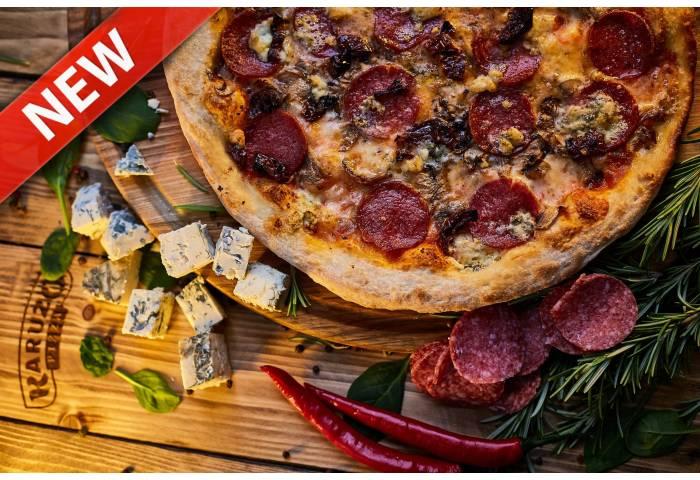 Піца Сальваторе (гостра)